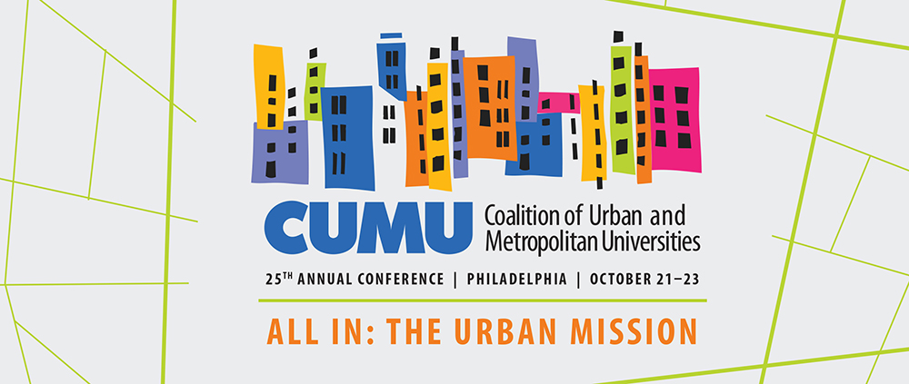 2019 CUMU Annual Conference, All In: The Urban Mission