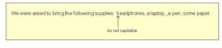 Capitalization rules spiritdancerdesigns Image collections