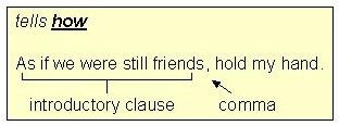 intro phrase examples